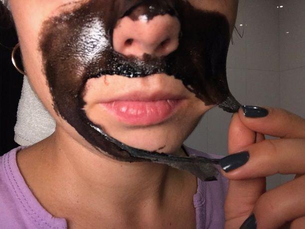 Блэк маска для очищения кожи лица в домашних условиях