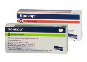 Конкор цена в Томске от 157 руб., купить Конкор, отзывы и инструкция по применению