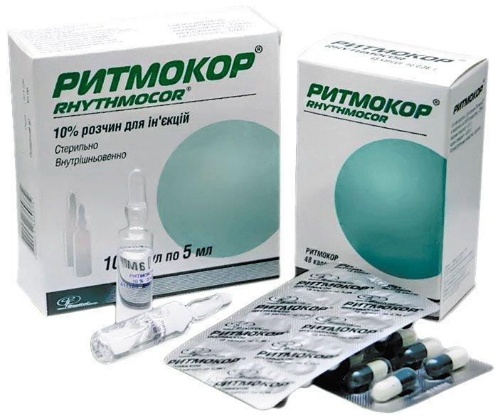 Инструкция по применению Ритмокор и отзывы о препарате