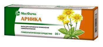 Арника (Arnica): инструкция по применению мази в гомеопатии, цена