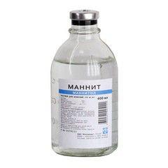 МАННИТ: инструкция, отзывы, аналоги, цена в аптеках || Маннит раствор для капельниц
