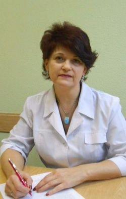 Кульчицкая Галина Николаевна