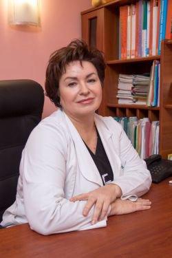 Сергеева Лидия Львовна