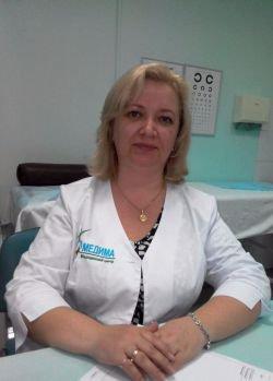 Шевченко Елена Генадиевна