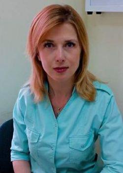 Литвинова Вероника Леонидовна