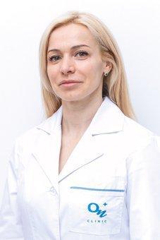 Шаповалова Алёна Сергеевна