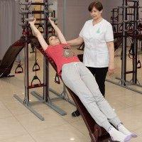 Центр спины Rehab фото