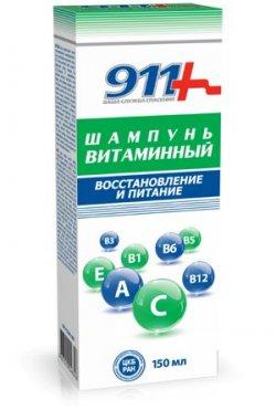 ШАМПУНЬ 911 ВИТАМИННЫЙ