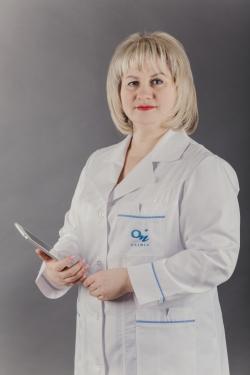 Свинчук Елена Николаевна