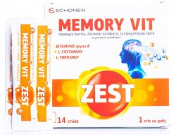 ZEST MEMORY VIT