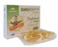 Рыбный жир «БиоКонтур» с экстрактами аниса, мяты, эвкалипта и укропа  фото