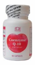 Кофермент Q-10 (Coenzyme Q-10) для спортсменов, студентов и пенсионеров, 60 капс фото