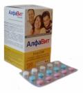 АлфаВит Классик витаминно-минеральный комплекс, 120 табл. фото