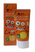 Сибирская облепиха зубная паста для детей, 50 мл фото