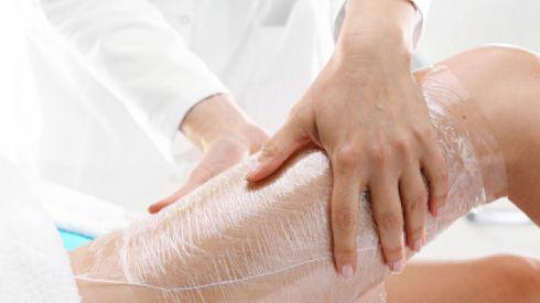 Скидка 50% на антицеллюлитное обертывание