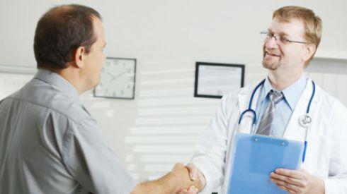 Скидка на консультацию уролога