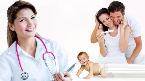 Скидка на консультацию репродуктолога и анализы