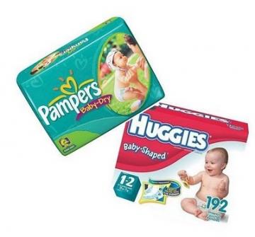 Huggies или Pampers, какие подгузники лучше ?