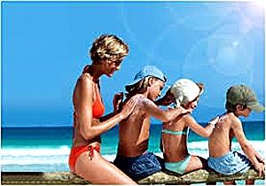 «Медісвіт»:Почему дети и светловолосые люди чаще «обгорают» на солнце