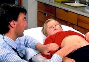 У 5% детей в возрасте до 14 лет признаки острого аппендицита