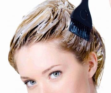 Чем опасна краска для волос без аммиака?