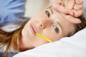 Как распознать грипп и обезопасить себя от вируса