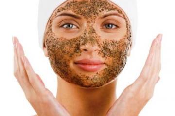 Кофейная маска для лица - простой способ выглядеть на 18 лет