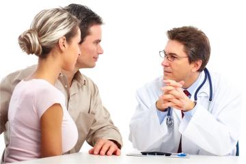 Мужчина не хочет идти к врачу перед зачатием, что делать?