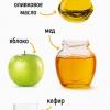 Овсяная маска для лица с оливковым маслом