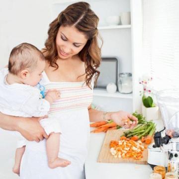 Похудение после родов на грудном вскармливании