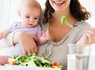 Правильное питание кормящей мамы по Комаровскому