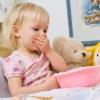 Ротавирус у детей: симптомы, лечение и вакцинация