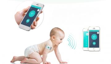Умный термометр iTherm – быстрый и точный способ контроля за температурой малыша