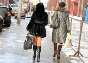 Холод + короткая юбка = цистит