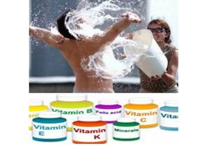 Справиться с сезонными обострениями болезней помогут витамины и контрастный душ
