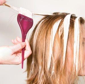 Как часто можно красить волосы ?