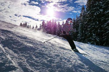 Катание на лыжах – любому возрасту покорно!